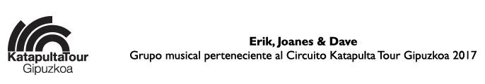 Erik, Joanes & Dave ES