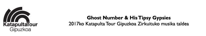 Ghost Number & His Tipsy Gypsies EUS
