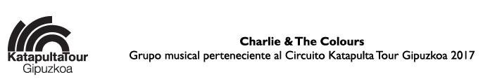 Charlie & The Colours ES