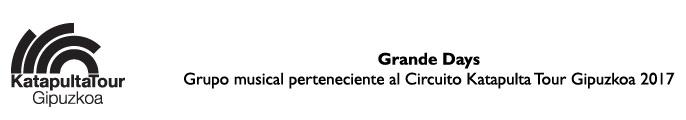 Grande Days ES