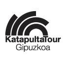 Katapulta logoa moztua