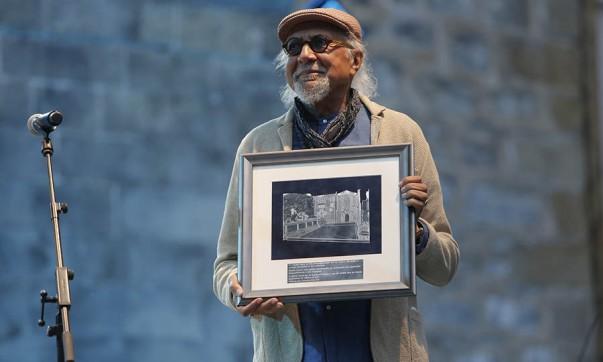 Charles Lloyd Premio_Donostiako Jazzaldia Saria c Lolo Vasco_Heineken Jazzaldia_2017_52 900x