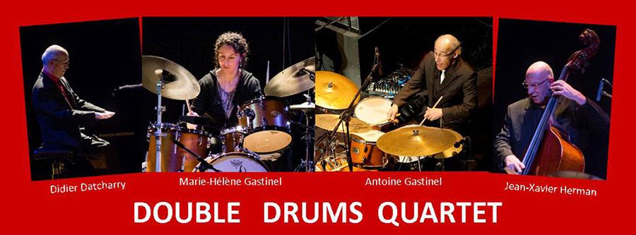 Double-Drums-Quartet