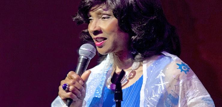 La cantante Mary Stallings sustituye en el programa a la pianista Carla Bley