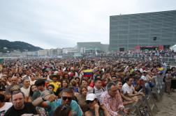 Rubén Blades público
