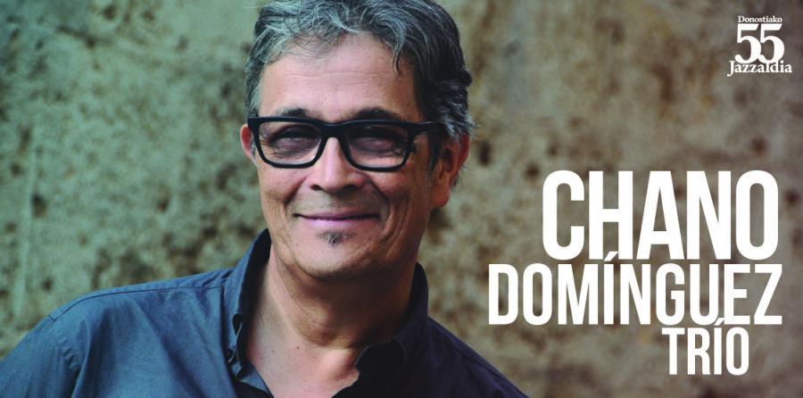 CHANO DOMINGUEZ TRIO SLID