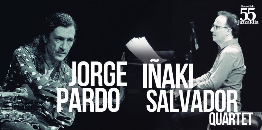 JORGE PARDO IÑAKI SALVADOR