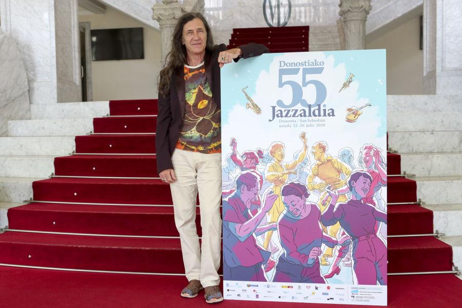 Jorge Pardo. Rueda de prensa_Prentsaurrekoa003©lolo vasco_55 Jazzaldia